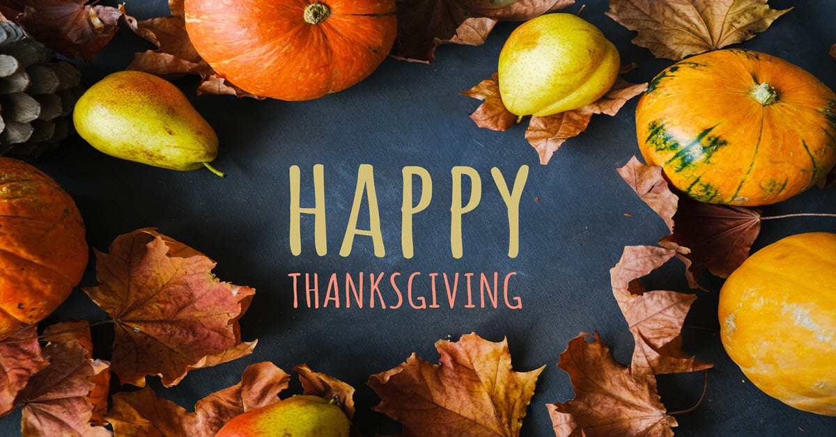 Happy Thanksgiving From INO.com
