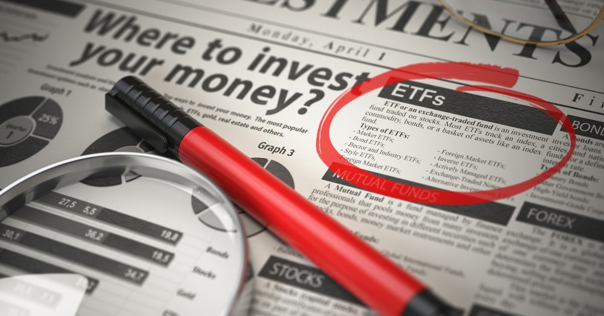 Top Performing ETFs Of 2020
