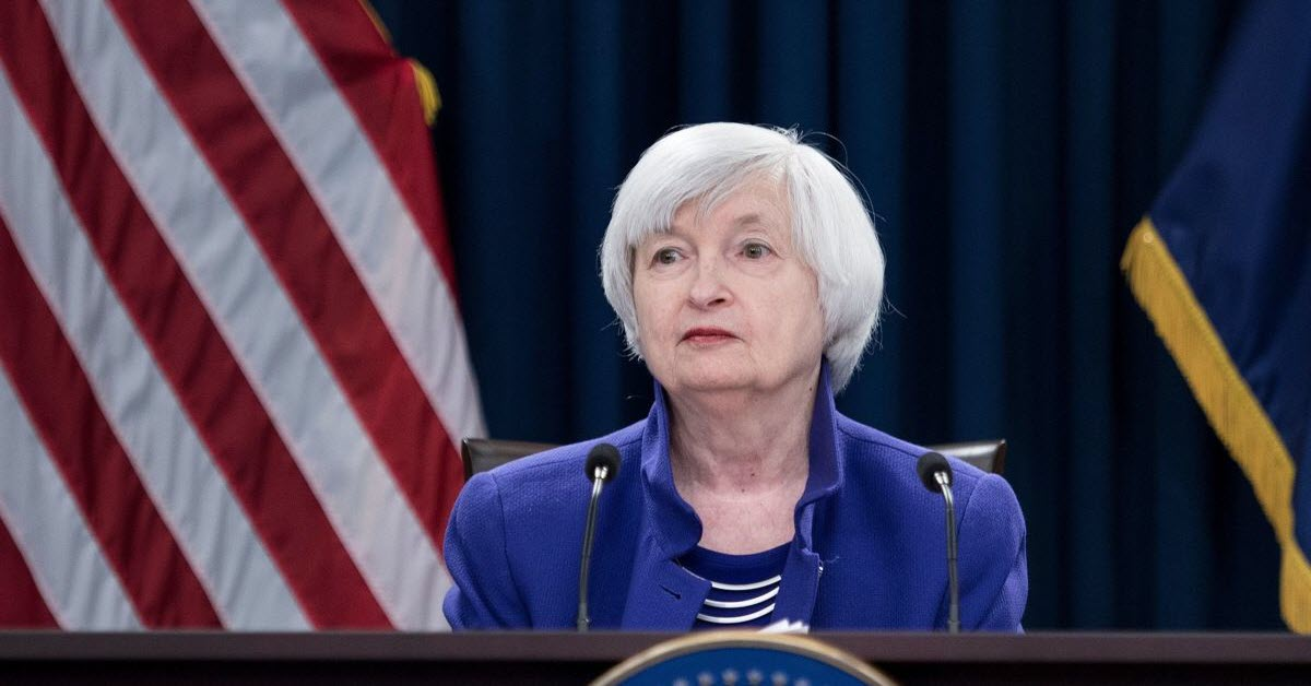 Treasury Secretary Yellen's Gaffe