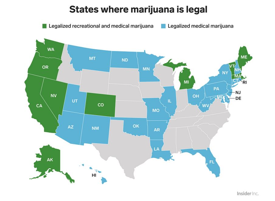Cannabis Is Still Illegal