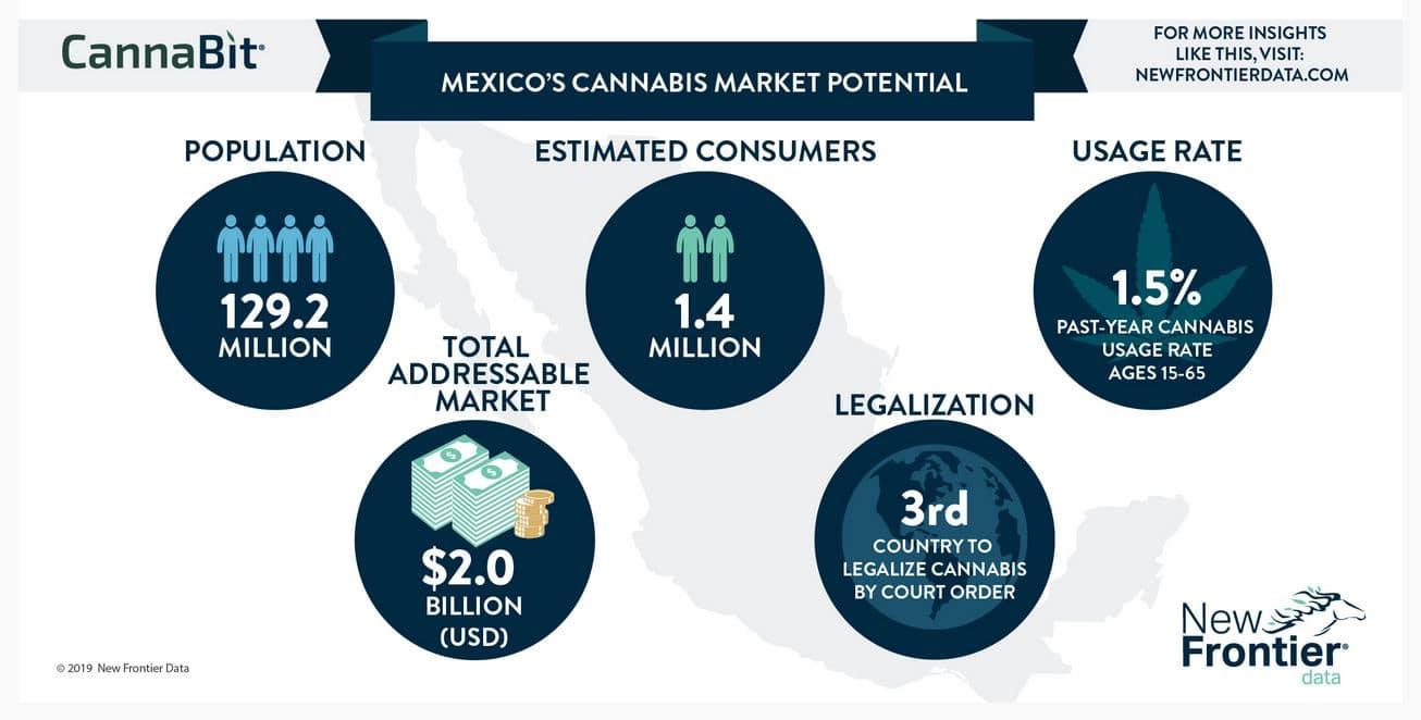 Mexico Cannabis Market Potential